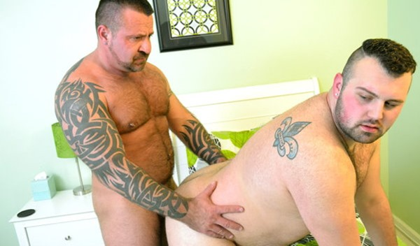deep anal hammering
