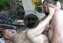 Cajun Bear and Wayne Daniels Video